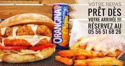 Rest Ô Buro Fast Food Mérignac
